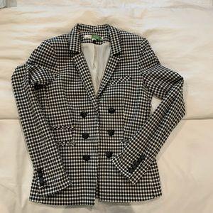 Veronica Beard Jackets & Coats - VERONICA BEARD check / plaid blazer